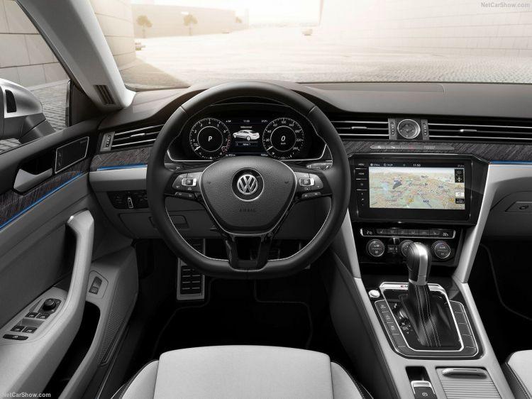 Volkswagen Arteon İç Görünüm