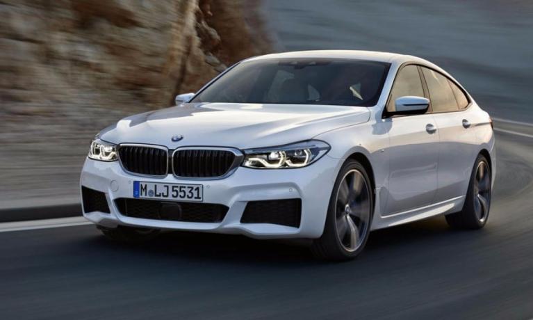 2018 BMW 6 Serisi GT'nin Özellikleri Nelerdir?