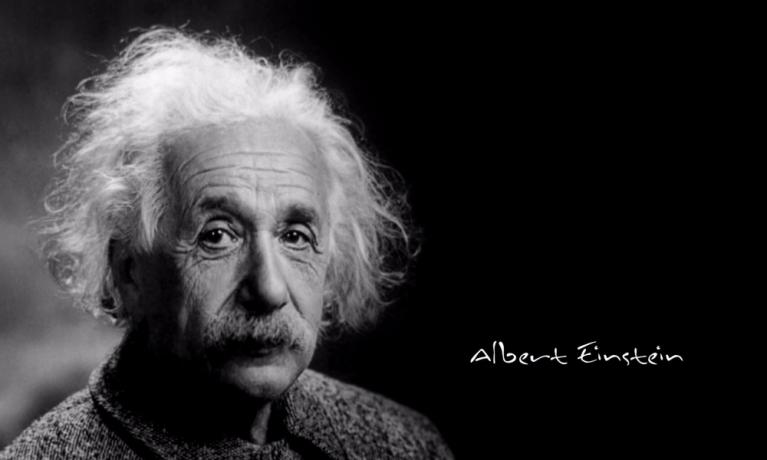 Albert Einstein Kimdir?