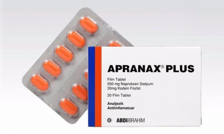 APRANAX PLUS Nedir ve Ne İçin Kullanılır