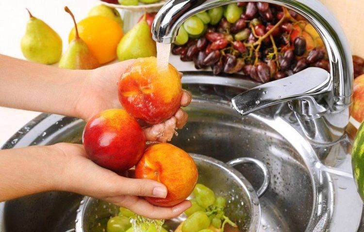 Meyve Yıkama