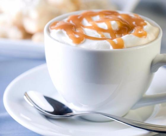 Karamelli Kahve Nasıl Yapılır?