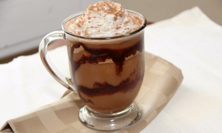 Nutella Coffee Frappuccino Nasıl Yapılır?