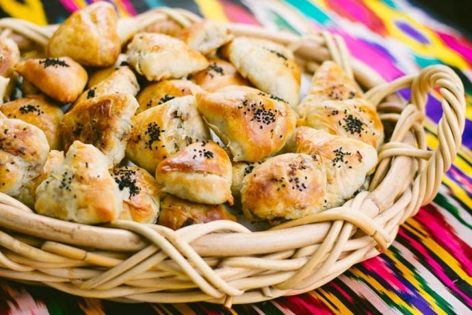 Samsa böreği nedir? Samsa böreği nasıl yapılır?