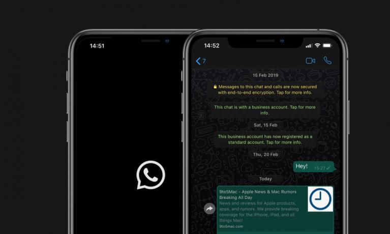 WhatsApp karanlık mod nasıl açılır?